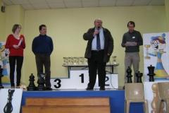 Championnat Basse Normandie 2012 - Podium des grands