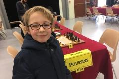 Championnats Manche Jeunes 2018