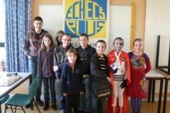 Tournoi jeunes 2012